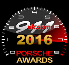Porsche Awards 2016 Logo