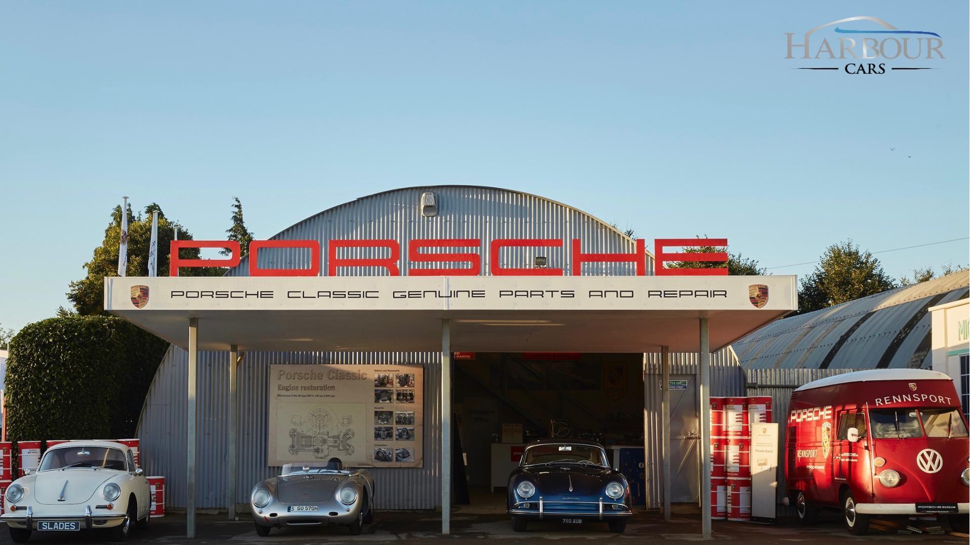 Porsche revivial